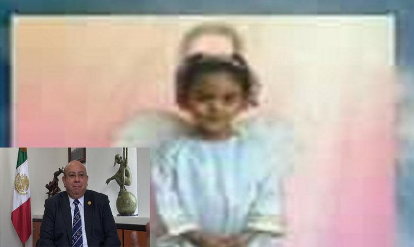 Photo of #Morelia Valentina Sufrió Violencia Familiar Y Ningún Familiar Denunció: PGJE
