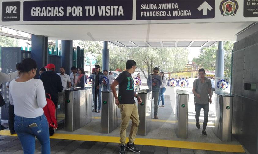 Photo of #Michoacán Estrenan Plaza Pascual Ortiz Rubio Y Acceso Principal En Ciudad Universitaria