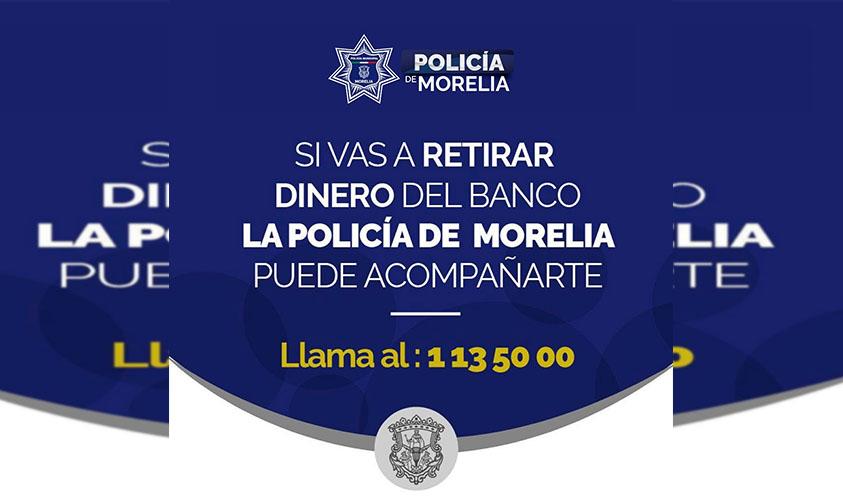 acompañamiento banco Morelia