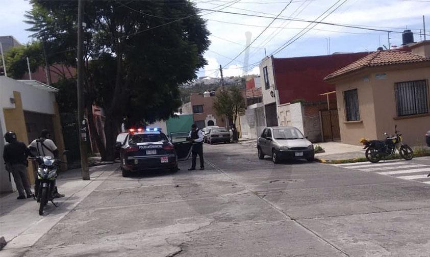 mujer golpeada bate Morelia