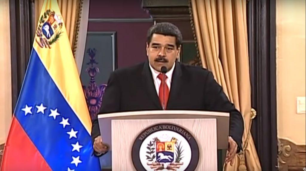 Photo of #Video Tras Atentado, Maduro Acusó Responsable A Presidente De Colombia