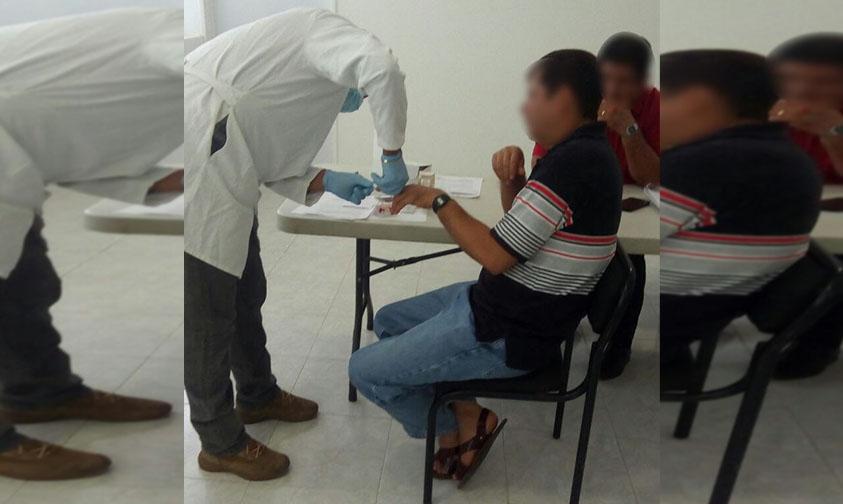 Photo of Recaban Muestra ADN A Familiares Para Encontrar A 61 Desaparecidos En Huetamo Y Jiquilpan