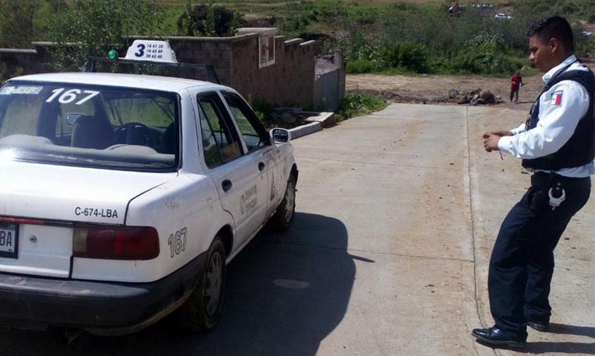 taxi Arko San Pedro Morelia a