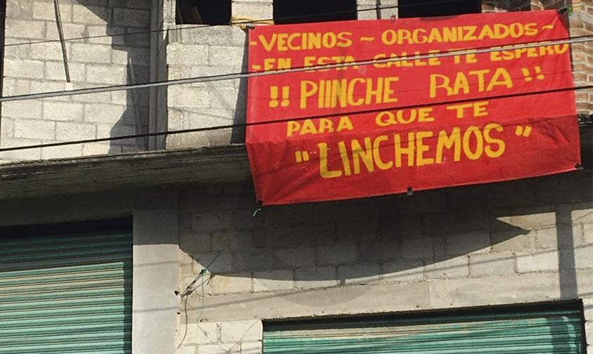Photo of #Michoacán Vecinos Hartos De Robos, Lincharán A Ratas Del Municipio De Ocampo