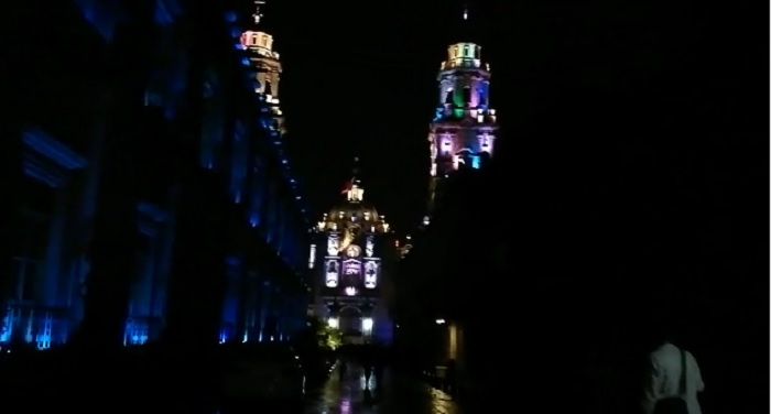 Photo of #Morelia Catedral Ya No Tendrá Iluminación Tipo Antro: Anuncia Monroy Cambio A Luz Neutra