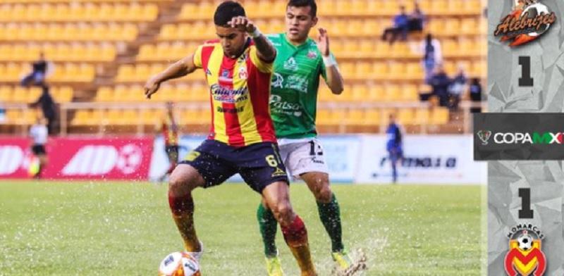 Photo of ¿Fracaso? Monarcas Empata Con Alebrijes Y Queda Apunto De Eliminación En Copa MX
