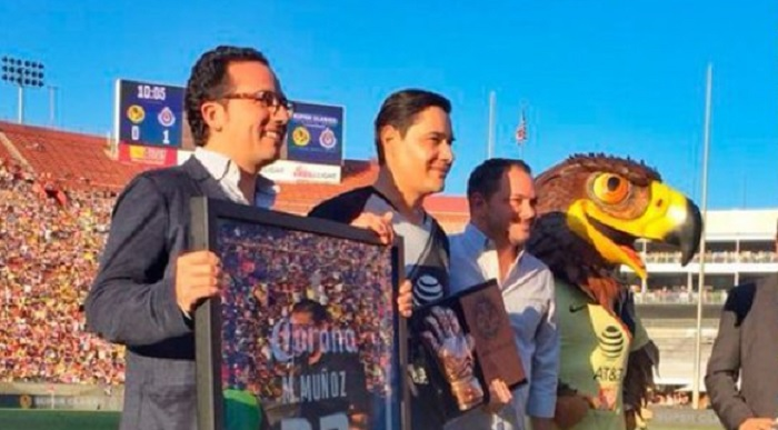 """Photo of """"¡Gracias América!"""" Se Despidió El Moreliano Moisés Muñoz Del Fútbol Profesional"""
