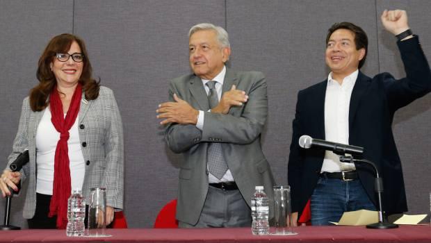 """Photo of #Video AMLO Llama """"Corazoncito"""" A Reportera"""