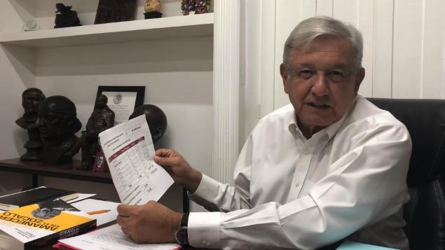"""Photo of #Vídeo AMLO Pide Hacer Donaciones A Fideicomiso """"Por los demás"""" Para Alcanzar Meta"""