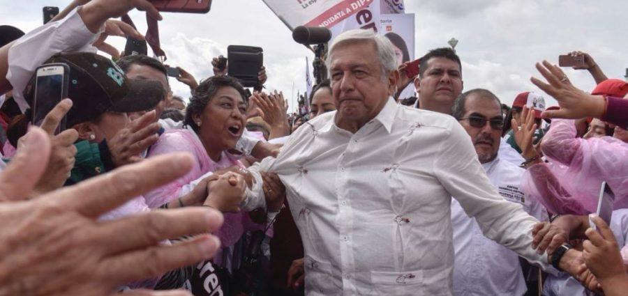 Photo of Dice AMLO Que No Se Pondrán Cumplir Todas Las Peticiones Por Bancarrota