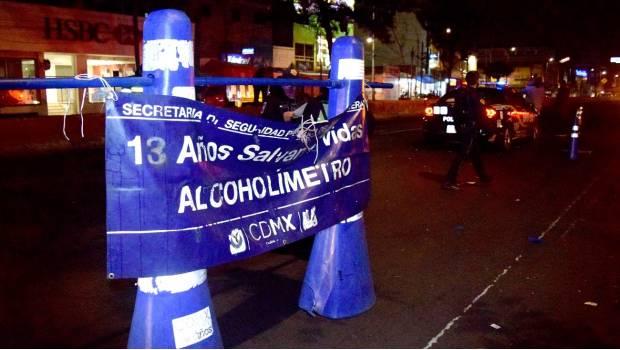 Photo of #CDMX Se Pasa El Alcoholímetro Y Atropella A Un Policía