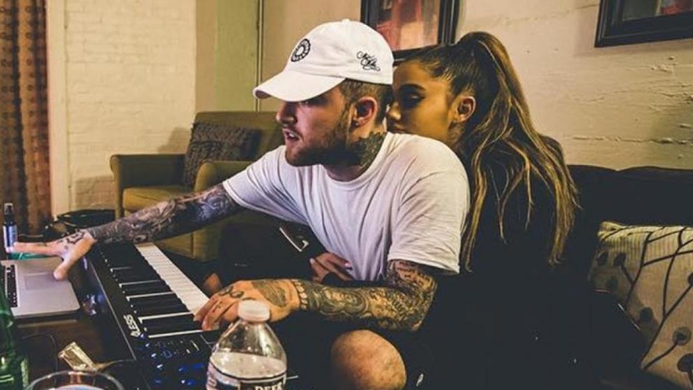 Photo of Ariana Grande Reacciona A Muerte De Mac Miller
