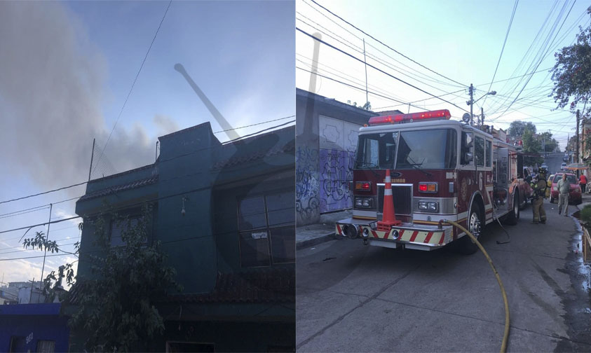 Photo of #Morelia Bomberos Apagan A Cubetazos Incendio En Casa En Colonia Independencia