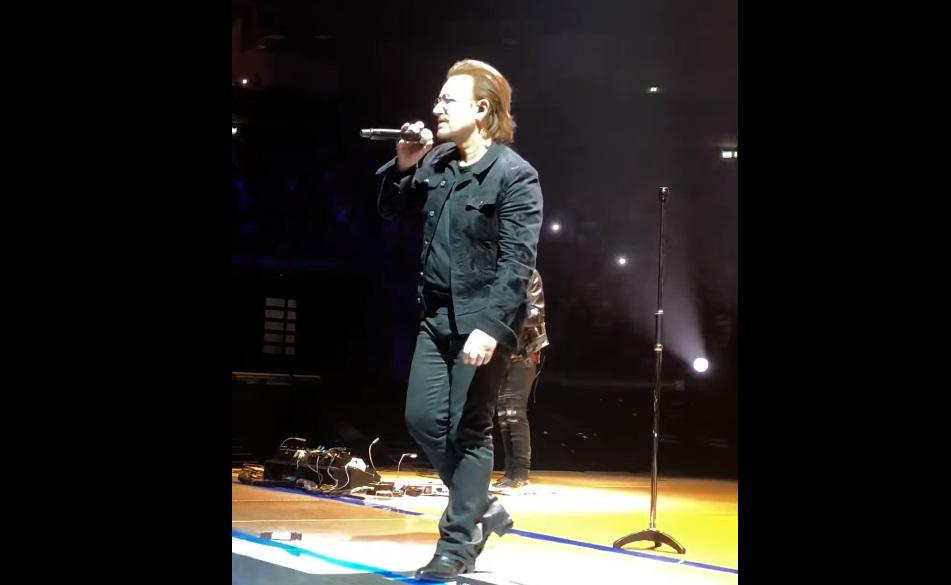 Photo of #Video Vocalista De U2 Se Queda Sin Voz En Medio Concierto En Berlín