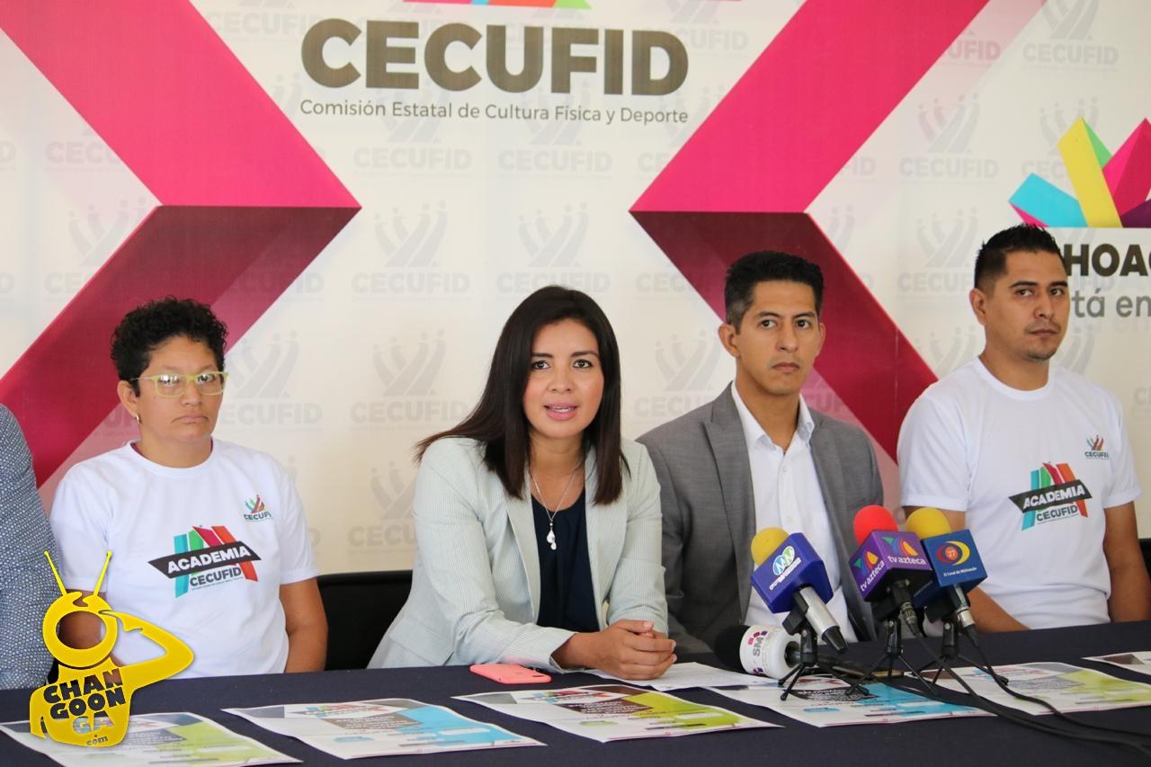 Photo of ¡Atención Chavos! CECUFID Anuncia Inicio De Academias En Sus Instalaciones