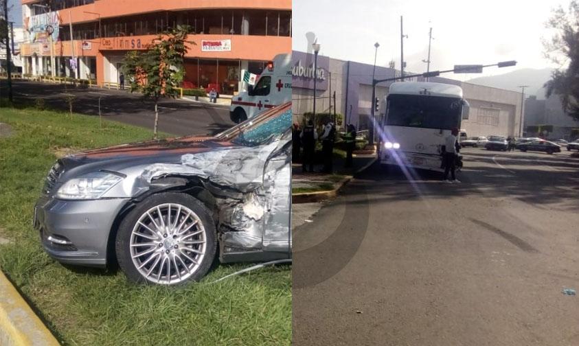 Photo of #Morelia Choque Entre Camión Y Carro Deja 6 Heridos En El Ancla