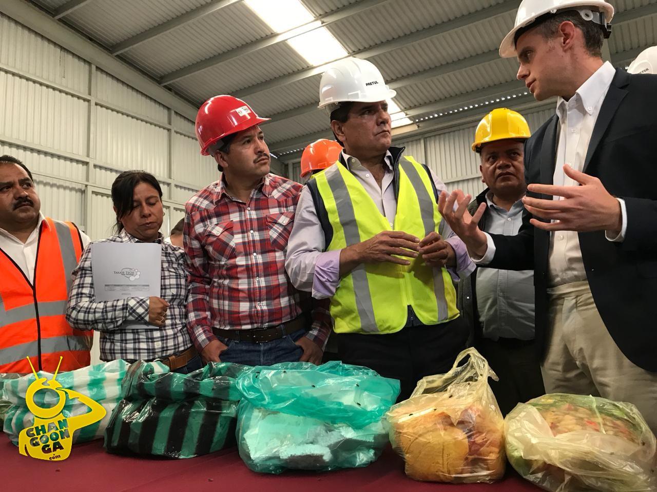 Photo of #Michoacán Instalan En Contepec Planta Para Tratar Basura Y Convertirla En Energía