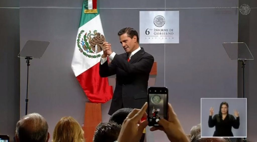 Photo of Asegura Lord Peña Que México Es Un Mejor País Que Hace 6 Años