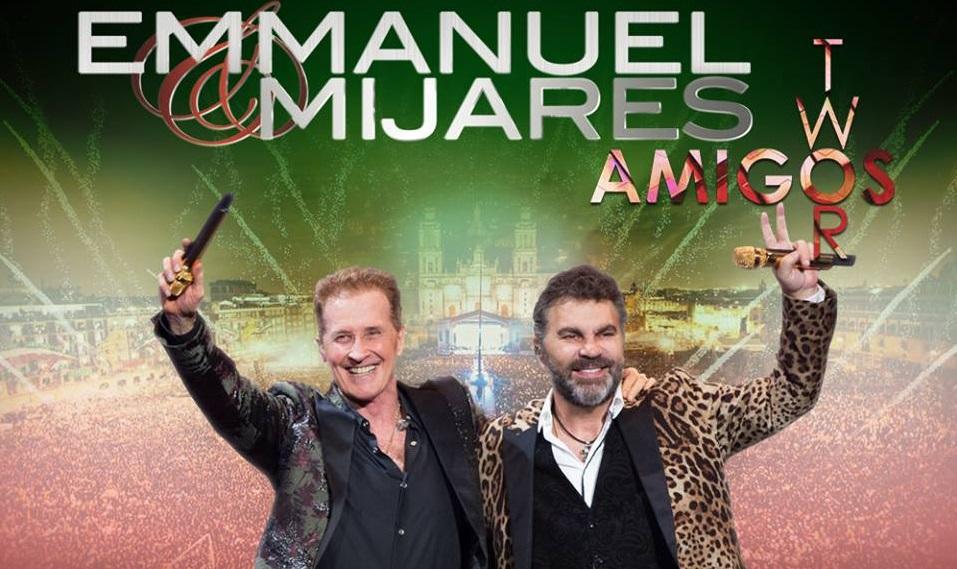 Photo of #CDMX Todos De Gorra Al Zócalo A Concierto Gratuito De Emmanuel Y Mijares