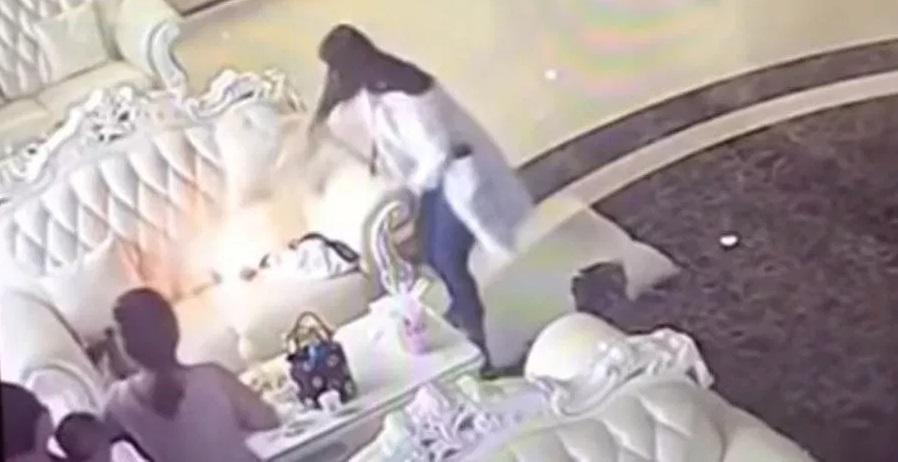 Photo of #Video Celular Samsung Explota Junto A Mujer Y Su Bebé