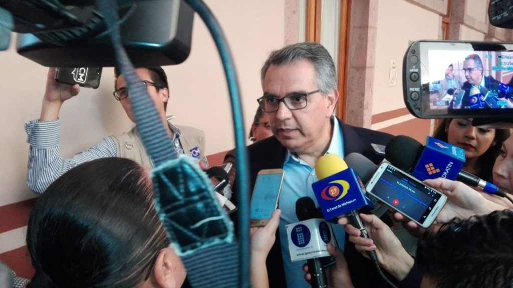 Photo of #Michoacán LXIII Legislatura Deja Finanza Sanas, Asegura Controlador