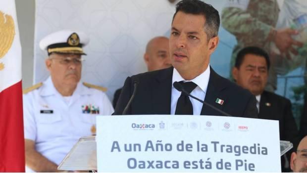 Photo of #Vídeo Gobernador De Oaxaca Confunde A Los Ángeles Verdes Con Los Ángeles Azules