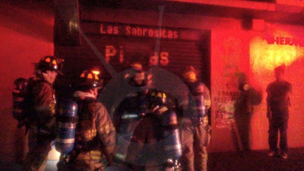 Photo of #Morelia Se Registraron Incendios A Casa Y Pizzería, Sólo Hubo Pérdidas Materiales