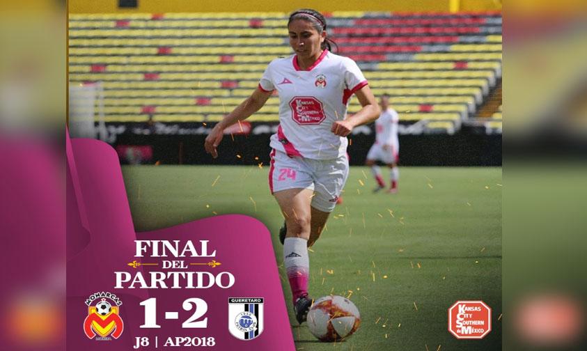 Photo of Las Chicas Del Monarcas Caen 1-2 Ante Querétaro En El Estadio Morelos