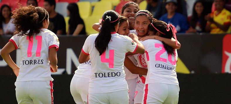 Photo of Monarcas Femenil Se Lleva La Victoria 3 a 2 En Contra De Santos En El Morelos
