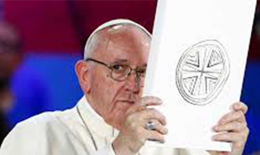 Papa Francisco honrar mamá papá