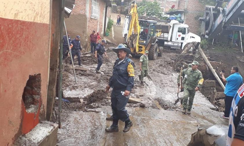 Photo of #Michoacán Aumenta A 4 Menores Y 3 Adultos Muertos Por Tromba En Peribán, Confirma PCE