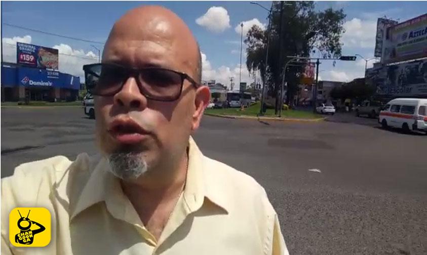 Photo of #Morelia Policías De Detienen A Reportero Y Obligan A Oficial De Tránsito Multarlo