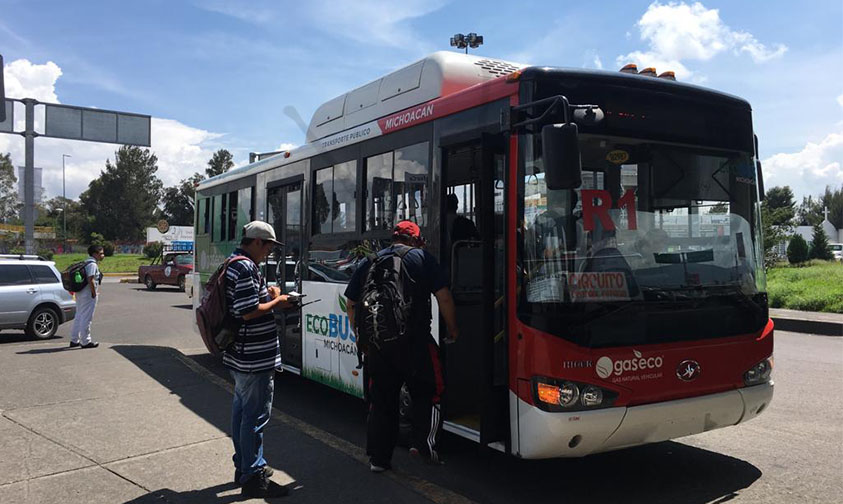 Ruta 1 Eco Bus Morelia