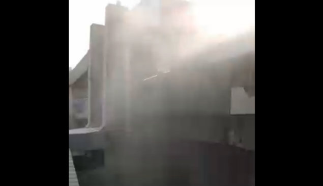 Photo of #Vídeo Se Registra Incendio En Taquillas Del Metro Pantitlán