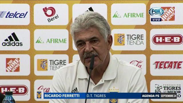 """Photo of #Vídeo Tuca Ferretti Desea El """"Cementerio"""" Para Agresor De Aficionado Tigre"""