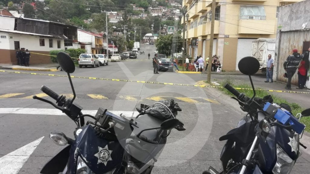 Photo of #Michoacán En Uruapan Asesinan A Balazos A Peluquero Afuera De Su Negocio