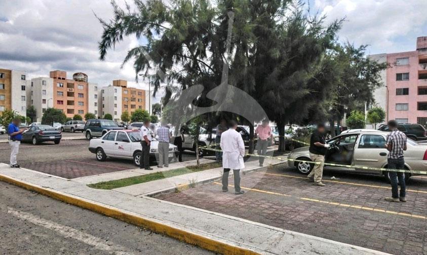Photo of #Morelia Fallece Hombre Dentro De Su Vehículo En Campestre Del Vergel