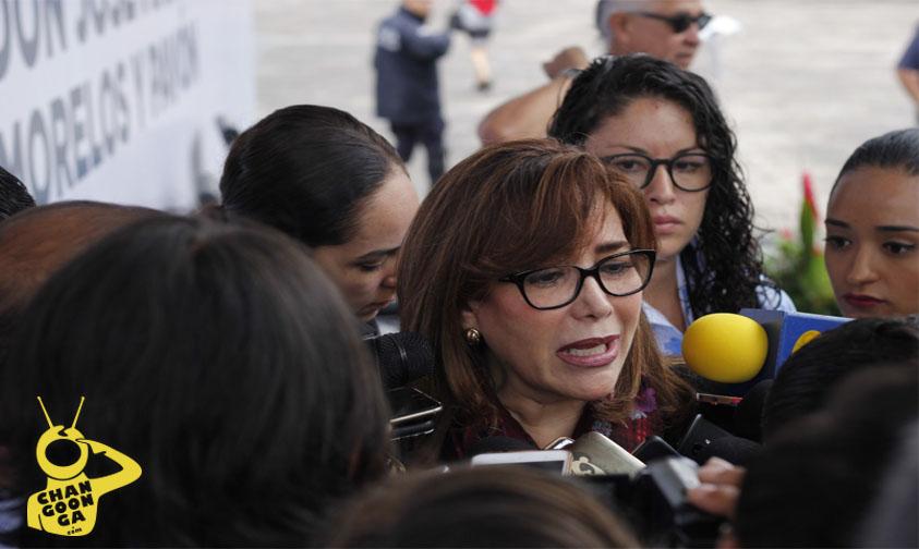 Photo of Presidenta General De MORENA Regaña A Reportera Por Cuestionar Sobre NAICM