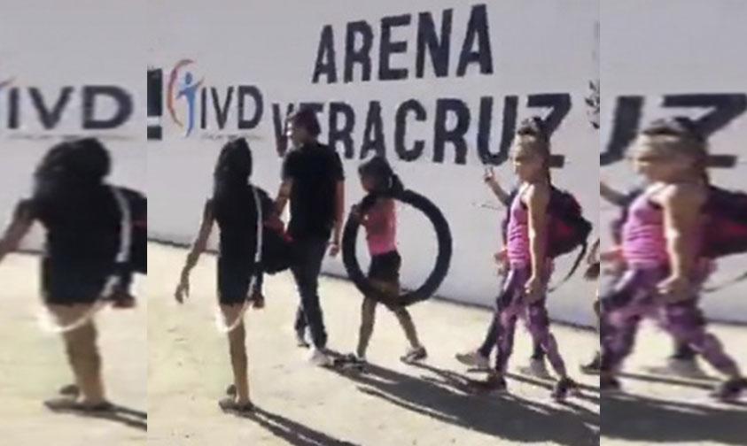 acoso sexual niñas gimnastas Veracruz