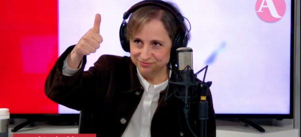 Photo of No Más Censura: Aristegui Vuelve A La Radio