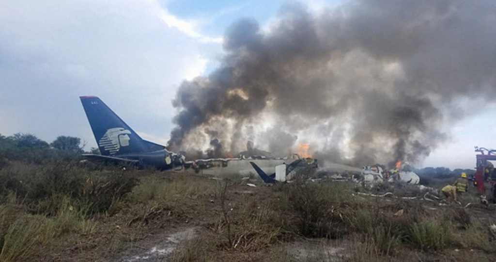 Photo of #Durango Despide Aeroméxico Pilotos De Avión Accidentado