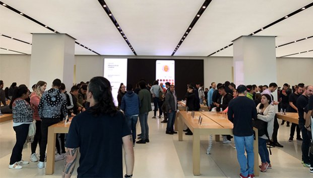 Photo of ¡En Tan Sólo Unas Horas Iphone Xs Max Se Agota En México!