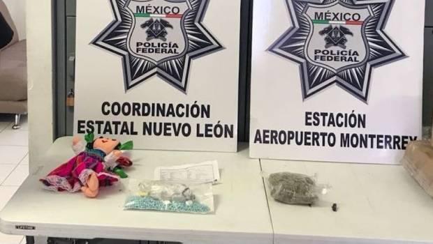 Photo of #NuevoLeón Encuentran Diversas Drogas Dentro De Muñeca De Trapo