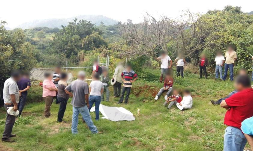 Photo of #Uruapan Mueren Dos Niños Al Caer A Olla Agrícola En La Comunidad De Capácuaro