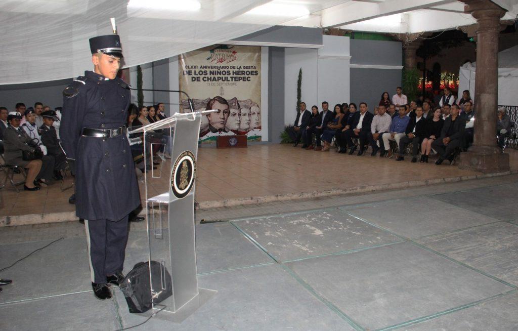 Photo of #Uruapan Autoridades Encabezaron Velada En Honor A Los Niños Héroes