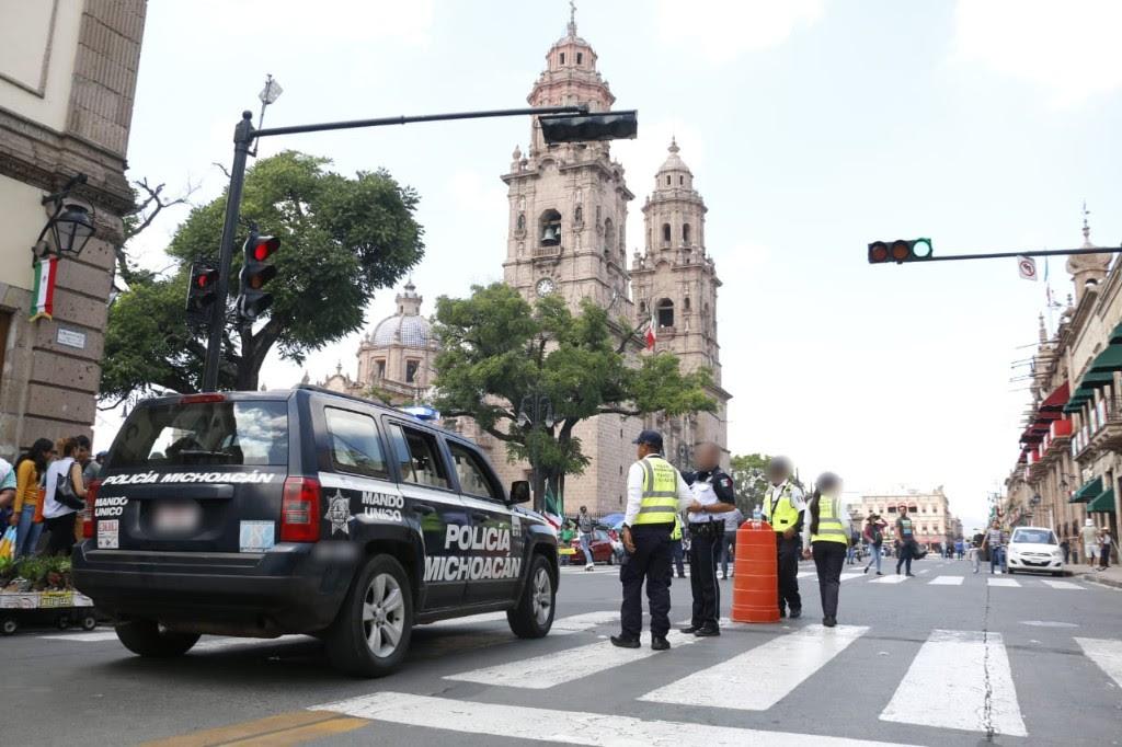Photo of #Morelia Sin Incidentes Se Realizaron Movilizaciones De La CNTE