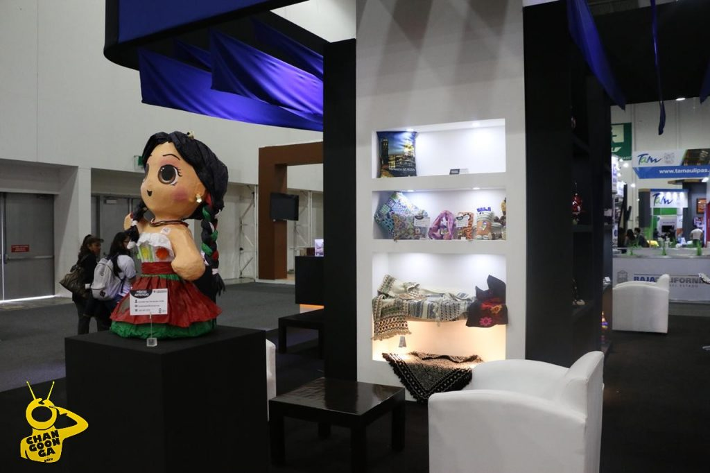 Photo of En Stand Michoacán De Semana Del Emprendedor Faltaron Más Productos