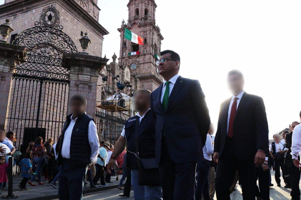 Photo of #Morelia15s Mantiene SSP Monitoreo Permanente En Festejos Patrios