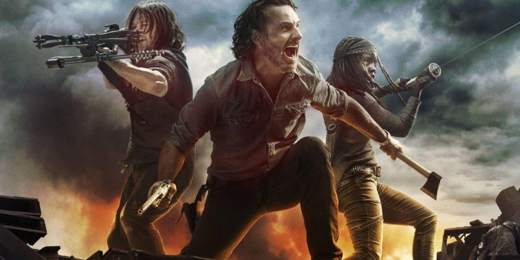 Photo of Habrá The Walking Dead Por 10 Años Más