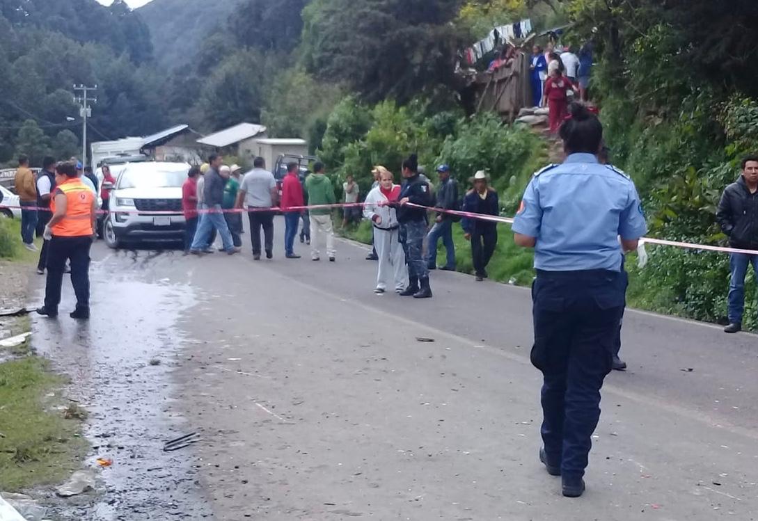 Photo of #Michoacán Confirma PC Muerte De 11 Peregrinos En Volcadura De Autobús En Angangueo